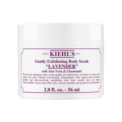 Gently Exfoliating Body Scrub
