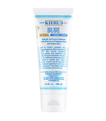 Blue Herbal Moisturizer