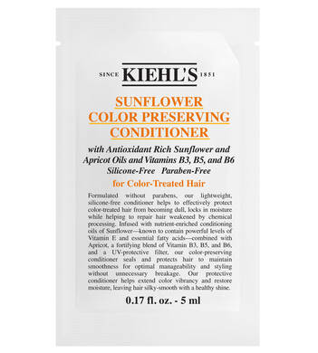 Sunflower Color Preserving Conditioner Sample